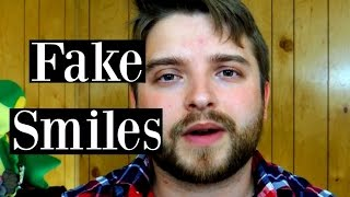 Depression, Fake Smiles, and Emotional Deception