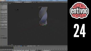 Modificador screw en Blender