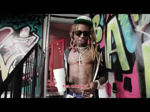 Lil Wayne Announces Tha Carter V
