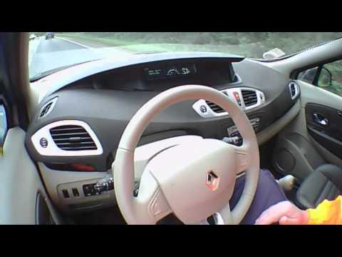 Renault Scenic 2010 Review (Not Top Gear) EXCLUSIVE.