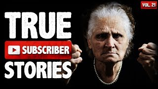 Creepy Nursing Home & Halloween Seance | 10 True Scary Subscriber Horror Stories (Vol. 21)