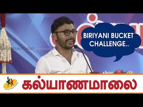 Life Gives Us a Choice : RJ Balaji | Full Speech | Kalyanamalai | Kamaraj Arangam