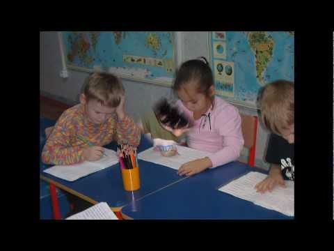Презентация занятий для детей от 5 до 6 лет.