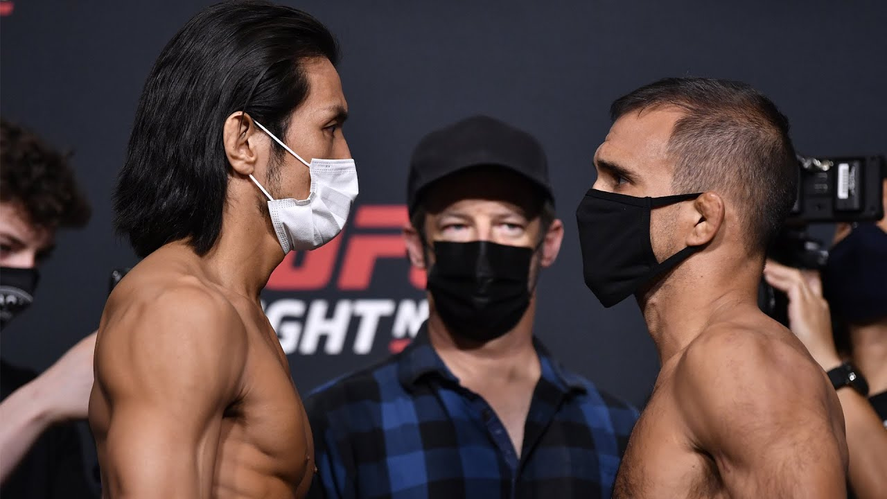 [ENG] UFC 강경호 시합 당일 취소 긴박했던 상황