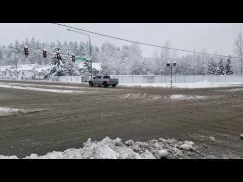 Seattle Area Snowstorm - Issaquah, WA