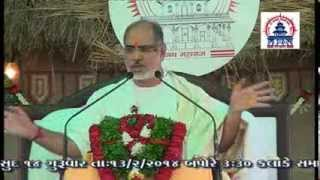 Shrimad Bhagwad Katha, Nadiad, DAY 6 PART 2