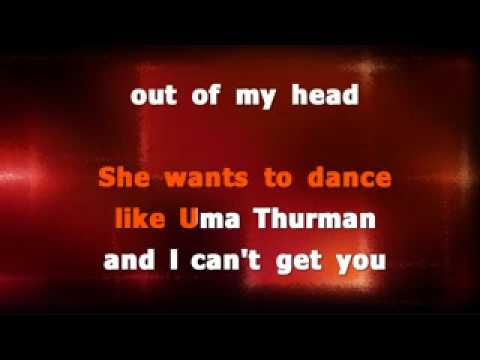 ProSingKaraoke   Fall Out Boy   Uma Thurman Karaoke Version And Lyrics x264