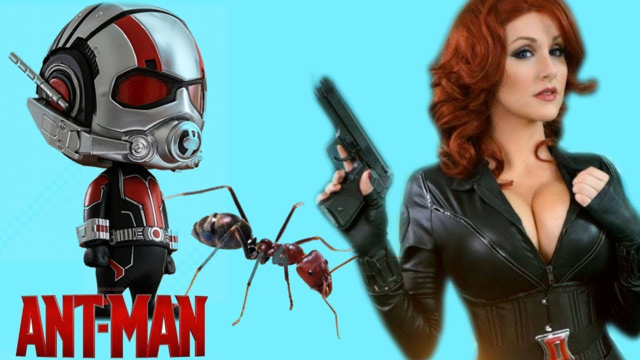 Download Ant Man and The Wasp SONG vs Black Widow | Screen Team