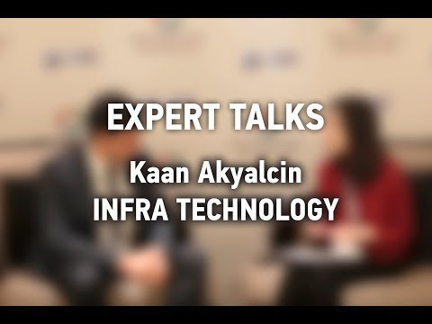 Kaan Akyalcin INFRA Technology at Downstream Caspian and Central Asia 2017