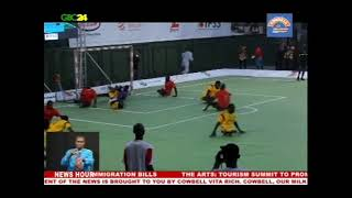 Sports: Ghana to host the first Skate Soccer Africa Cup of Nations in September