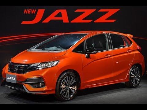 Honda Jazz 2018 Facelift Ehterior Dan Interior Review Youtube