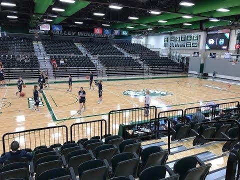 Utah State women's basketball at UVU - LIVE
