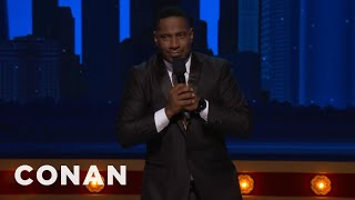 Rod Man Compares America To A Restaurant Under New Management  - CONAN on TBS