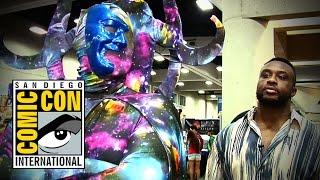 Big E's Ultimate Comic-Con Experience