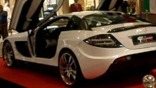 Dubai Mall cars