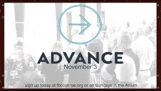 Advance - Step 4 of the Missional Pathway