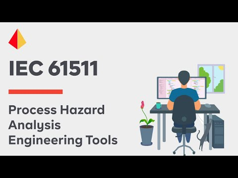 IEC 61511 - Process Hazard Analysis, Engineering Tools