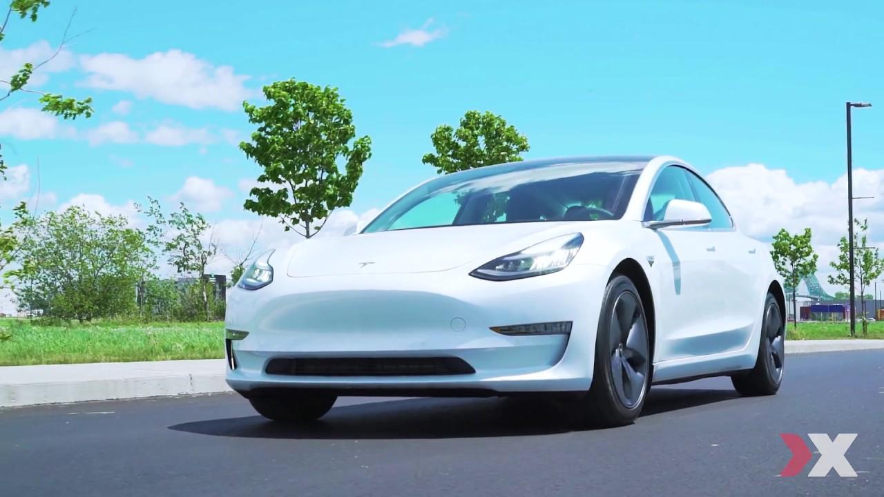 Boost 50 - Ajoutez 50 HP à votre Tesla model 3 Dual - YouTube