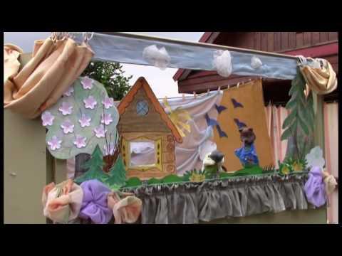Кукольный спектакль  Заюшкина избушка