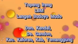The Black Mask Dance Lbm - Topeng Ireng Langen Budoyo Mudo  Kendal, Gandon, Kalo