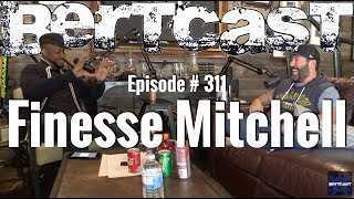 I sit down with comedian Finesse Mitchell to talk about his new spe...