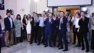 Свадебное видео в Алматы Same Day Edit Настасья и Евгений(, 2015-05-05T06:35:35.000Z)