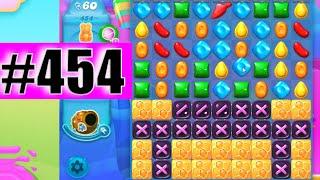 Candy Crush Soda Saga Level 454 NEW   Complete!