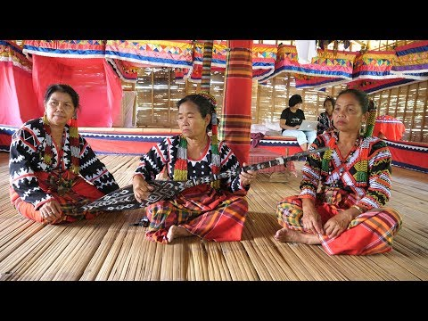 Tribal people playing musical instruments | T'boli, Philippines