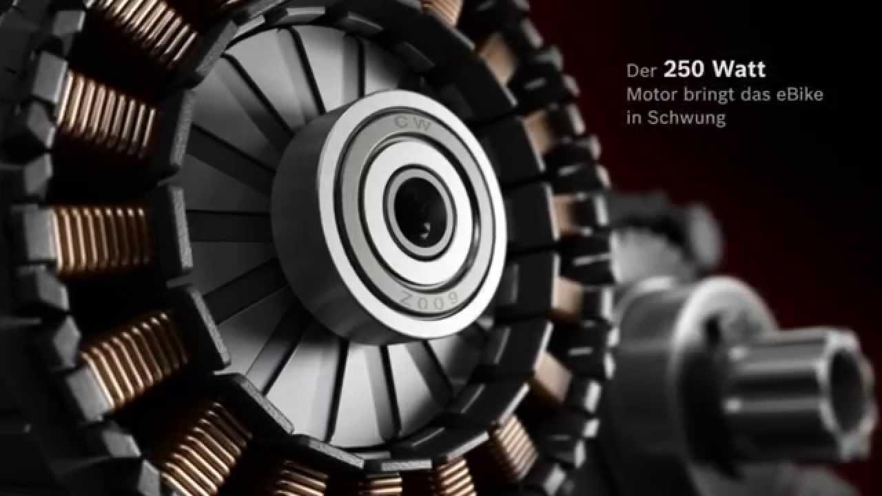 Bosch Ebike Systems Innenleben Der Drive Unit