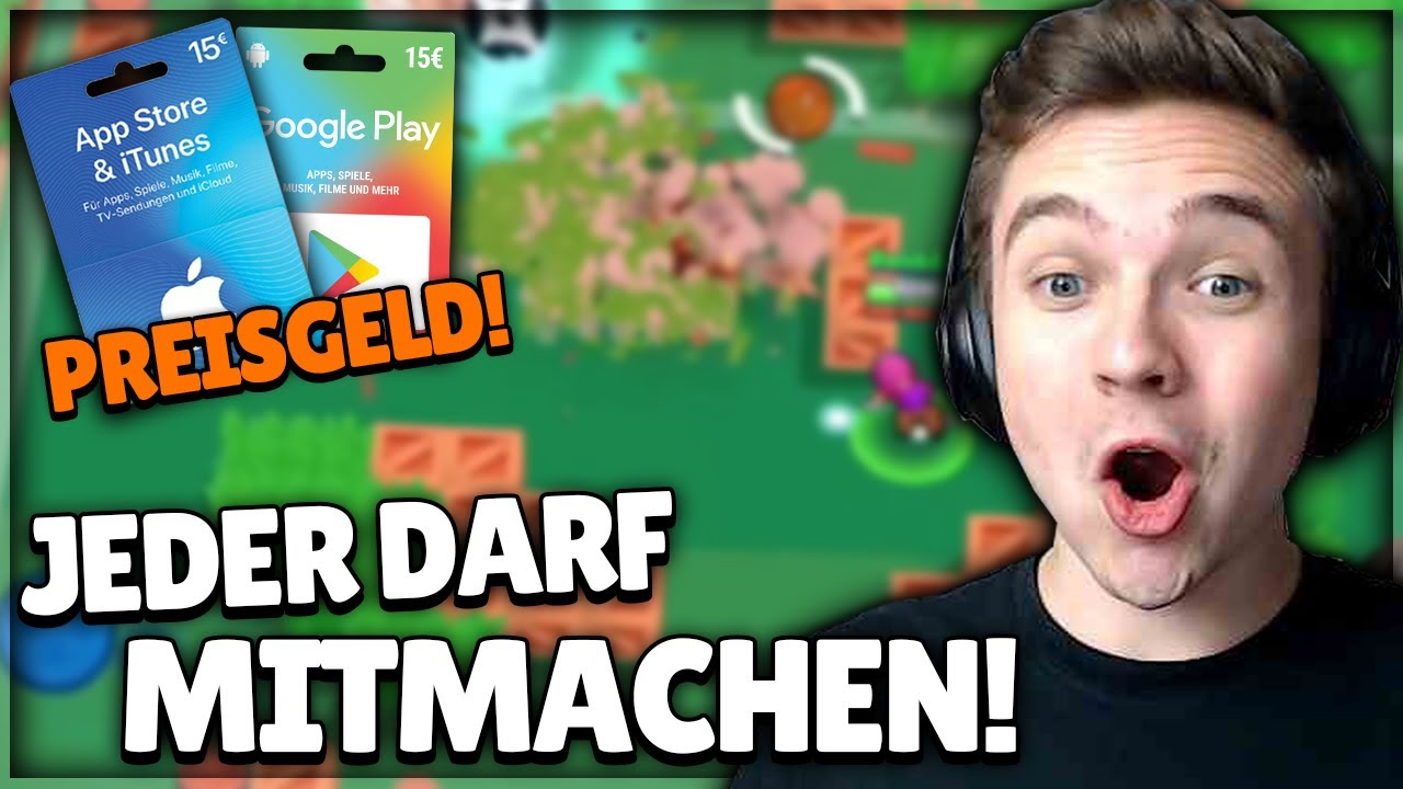 Brawl Stars TURNIER mit PREISGELD! - JEDER darf MITMACHEN! ☆ Brawl Stars live deutsch