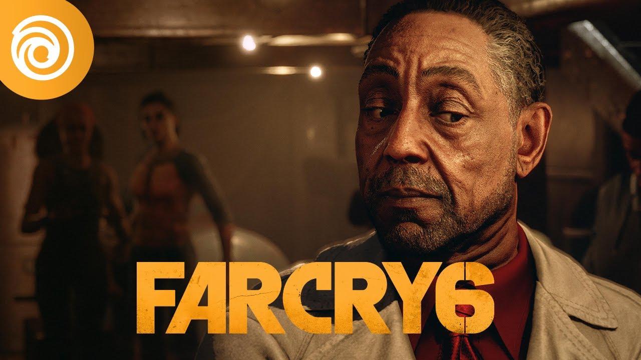 Far Cry 6: Ontmoet de schurk: Antón Cinematic | #UbiForward