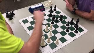 Sweaty Palm Endgame Shows Why You Should Never Give Up! Arman vs. Purple Shirt