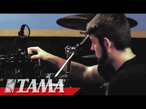 TAMA'S NEW STAR HARDWARE COMBINATION AND  DOUBLE TOM STANDS