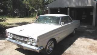 Garage Find: 1964 Mercury Comet Cyclone V8 4 Speed Part I