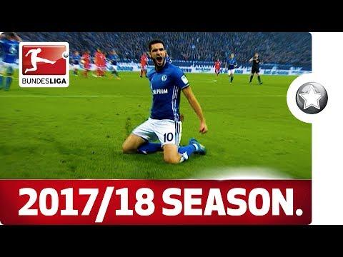 The new bundesliga 2017/18 fixture list