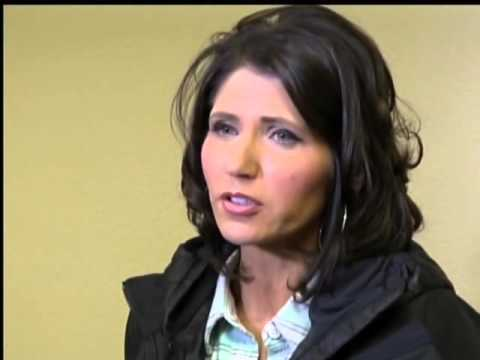 Noem Discusses Welfare Reform (KEVN)