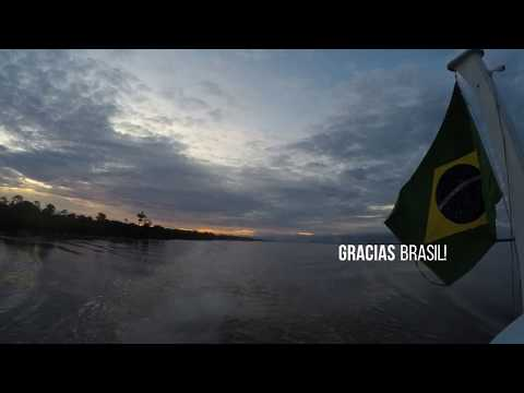 RÍO AMAZONAS, de Belém a Tabatinga.