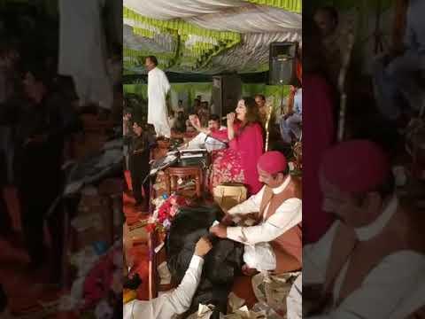 dooron dooron akhiyan Afshan Zaibe  Performance in kalar kahar