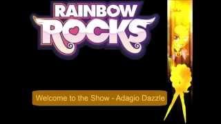 Welcome to the Show   Adagio Dazzle
