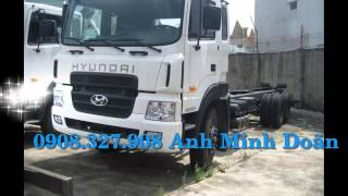 Xe tai Hyundai HD250, gi xe ti hyundai hd 250, Xe ti Hyundai HD250 14Tn nhp khu nguy n chic. смотреть