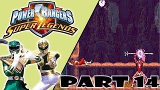 "Power Rangers Super Legends DS (NEW) | Part 14 ""TYRANNOSAURUS"""