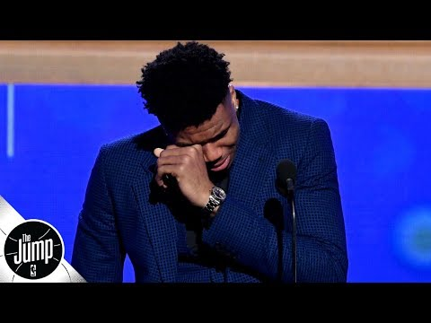 Giannis Antetokounmpos NBA MVP speech: Touching and amazing - Scottie Pippen | The Jump