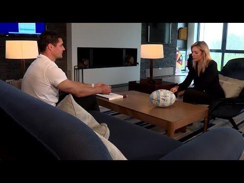 Dan Carter : L'entretien de Stade 2 en Version Longue
