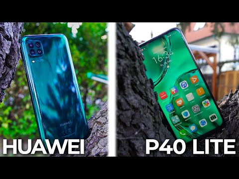 Huawei P40 Lite First Look Review - Great Budget Smartphone 2020!