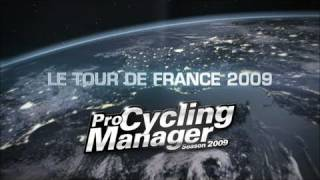 Pro Cycling Manager - Tour de France 2009: the Official Trailer HD