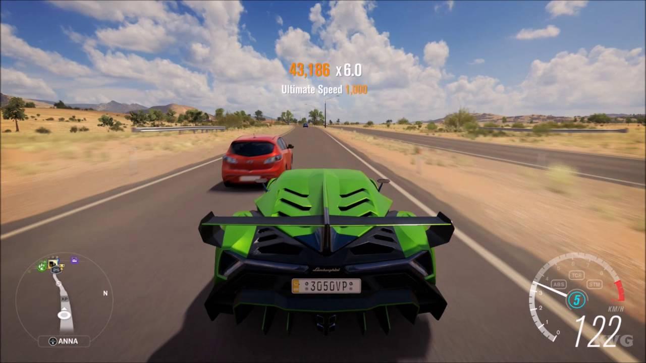 Forza Horizon 3 - Lamborghini Veneno 2013 | Top Speed 439 KMH (HD ...