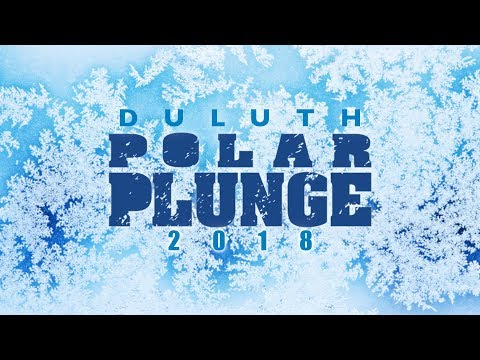 2018 Duluth Polar Plunge Live Video Stream for Special Olympics of Minnesota