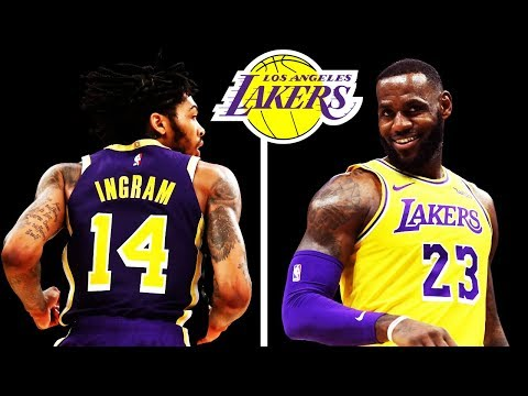 The Lakers Have Started to Find Their Offensive Identity