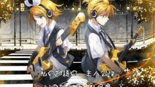 【Kagamine Rin and Len】 Actress 【オリジナルにREMIX】+mp3