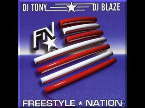 Dj Tony - Freestyle Nation (Part 1) FreeStyle Mix